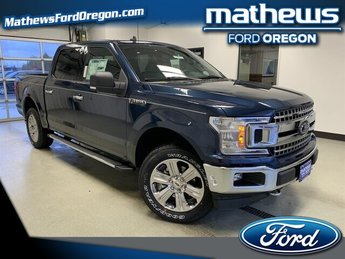 2020 Ford F-150 XLT 2.7L V6 Engine 4X4 Truck Automatic 4 Door