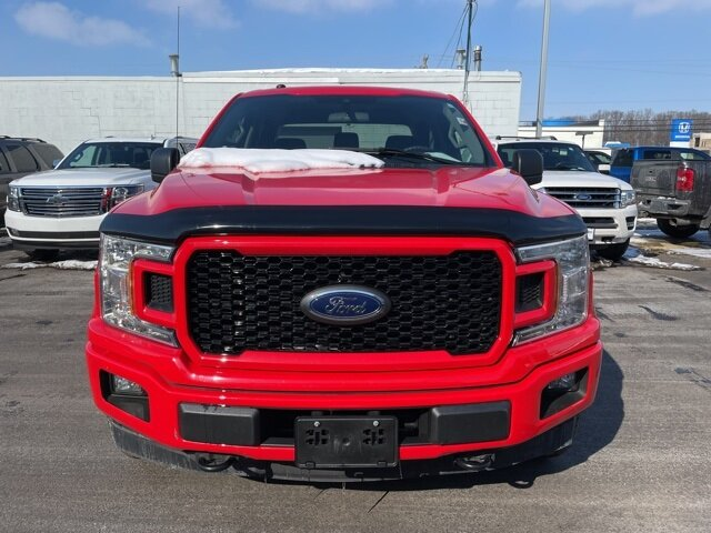 2019 Ford F-150 XL Truck 2.7L V6 EcoBoost Engine 4 Door