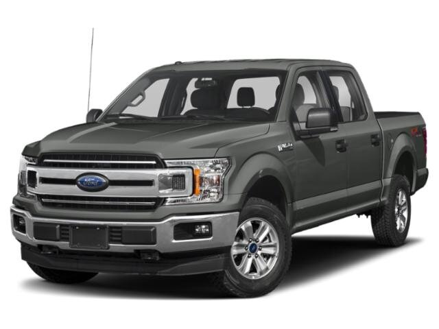 2020 Ford F-150 XLT 4 Door Truck 4X4 2.7 L 6-Cylinder Engine Automatic