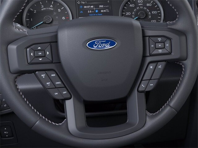 2020 Ford F-150 LARIAT Automatic 4 Door 4X4 Truck 2.7 L 6-Cylinder Engine