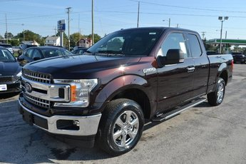 2018 Ford F-150 XLT Truck RWD 5.0L 8-Cyl Engine Automatic