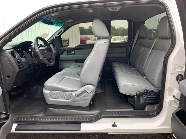 "2014 Ford F-150 2WD SuperCab 145"" Automatic 3.7 L 6-Cylinder Engine RWD Truck"