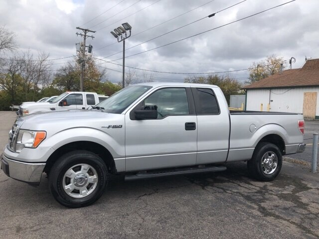 2012 Ford F-150 XLT RWD Automatic 2 Door