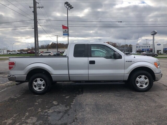 2012 Ford F-150 XLT Truck 2 Door Automatic 3.7L V6 FFV Engine RWD