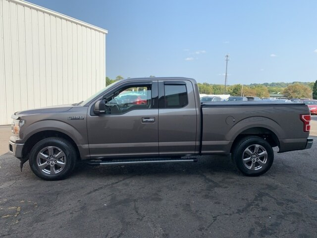2018 Ford F-150 XLT 2WD SuperCab 6.5' Box 4 Door 2.7L 6-Cylinder Engine Automatic