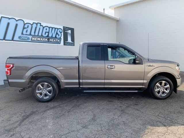 2018 Ford F-150 XLT 2WD SuperCab 6.5' Box Truck Automatic 2.7L 6-Cylinder Engine 4 Door RWD