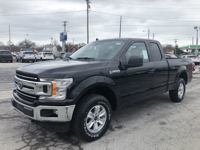 2019 Ford F-150 XLT Automatic Truck 4 Door 4X4 3.3L V6 PDFI Engine
