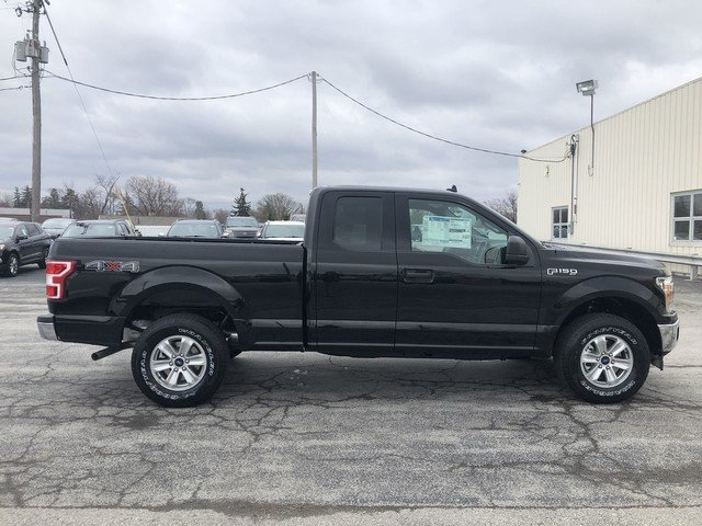 2019 Ford F-150 XLT 4 Door Truck 4X4 Automatic 3.3L V6 PDFI Engine