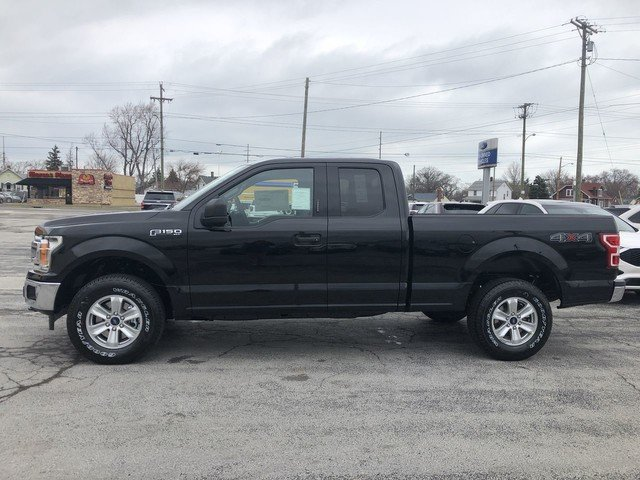 2019 Ford F-150 XLT 4 Door 3.3L V6 PDFI Engine Automatic Truck