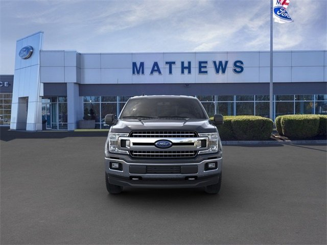 2020 Ford F-150 XLT 4WD SuperCab 6.5' Box Truck Automatic 4 Door 3.3L 6-Cylinder Engine 4X4