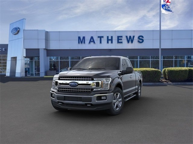 2020 Ford F-150 XLT 4WD SuperCab 6.5' Box 4X4 4 Door Automatic 3.3L 6-Cylinder Engine Truck