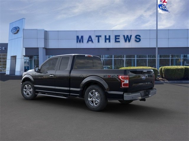 2020 Ford F-150 XLT 4WD SuperCab 6.5' Box 3.3L 6-Cylinder Engine 4 Door Automatic 4X4