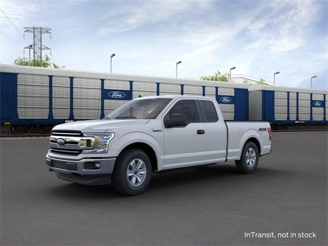 2020 Ford F-150 XLT 4X4 4 Door Truck 3.3 L 6-Cylinder Engine Automatic
