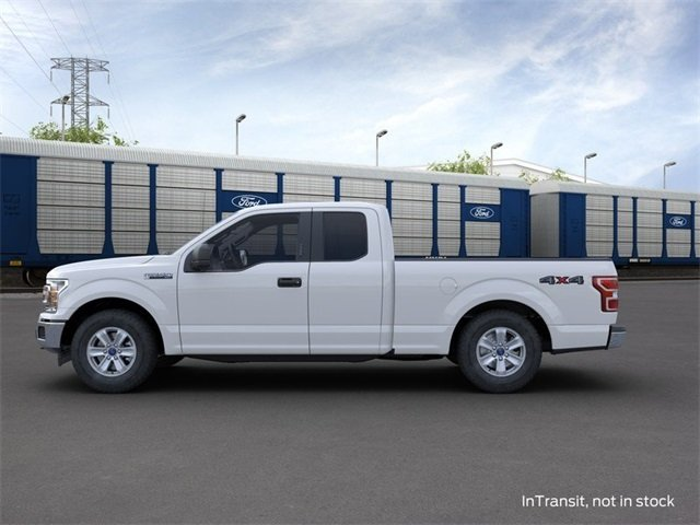 2020 Ford F-150 XLT Automatic Truck 4 Door 3.3 L 6-Cylinder Engine 4X4