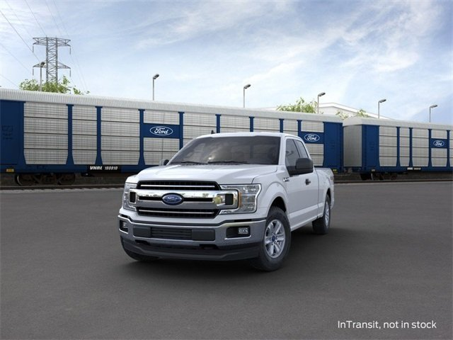2020 Oxford White Ford F-150 XLT Automatic 4X4 3.3 L 6-Cylinder Engine 4 Door