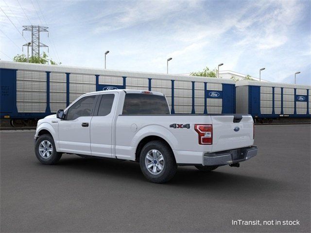 2020 Oxford White Ford F-150 XLT 4 Door 3.3 L 6-Cylinder Engine Automatic 4X4