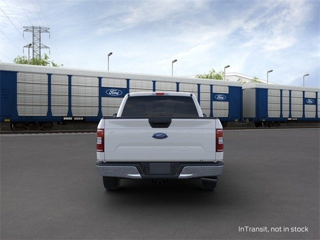 2020 Oxford White Ford F-150 XLT 4X4 3.3 L 6-Cylinder Engine Truck Automatic 4 Door