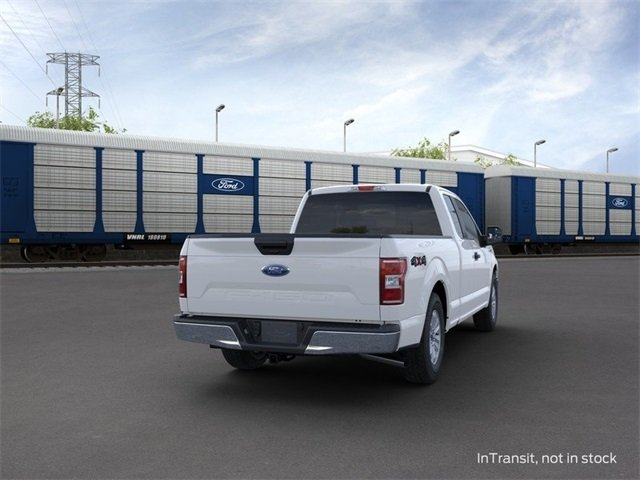 2020 Ford F-150 XLT Truck Automatic 4 Door 3.3 L 6-Cylinder Engine 4X4