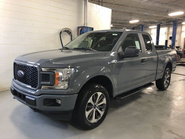 2019 Ford F-150 XL Automatic 4X4 Truck 4 Door