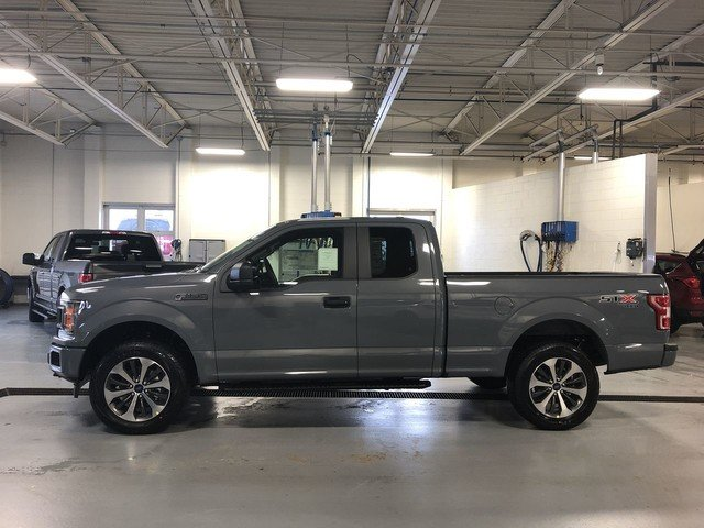 2019 Ford F-150 XL Automatic Truck 4 Door 4X4