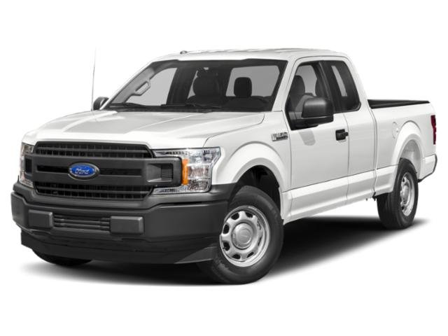 2019 Oxford White Ford F-150 XL Truck Automatic 4 Door 4X4