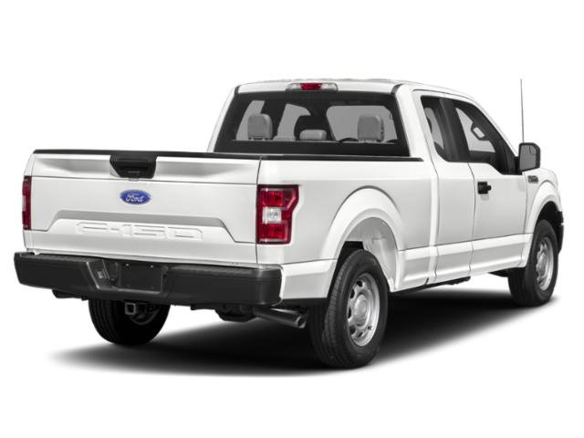 2019 Oxford White Ford F-150 XL 4 Door 4X4 Truck
