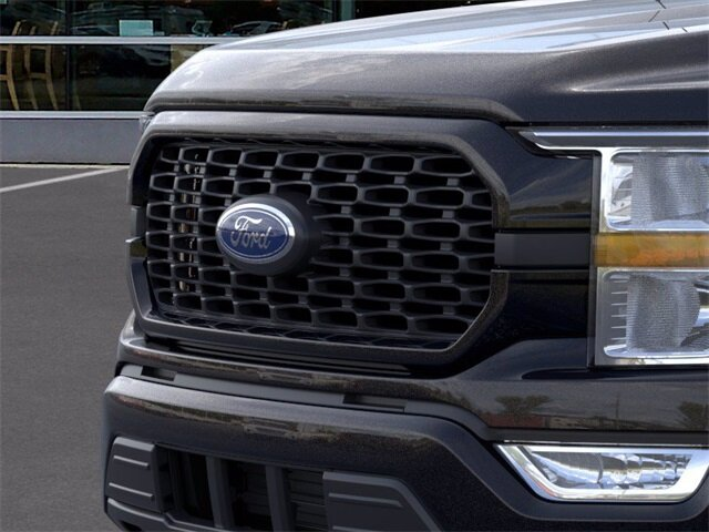 2021 Agate Black Metallic Ford F-150 XL Automatic 4 Door Truck