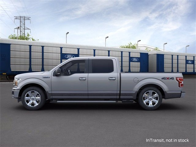 2020 Ford F-150 4WD SuperCrew Box 4 Door 4X4 Automatic
