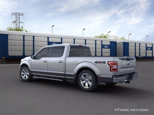 2020 Ford F-150 4WD SuperCrew Box 4 Door Automatic Truck