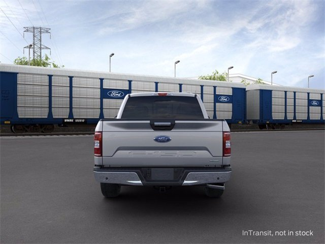 2020 Iconic Silver Metallic Ford F-150 4WD SuperCrew Box 3.5 L 6-Cylinder Engine 4X4 4 Door