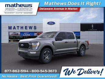 2021 Ford F-150 XL 4 Door Automatic 5.0L V8 Engine 4X4 Truck