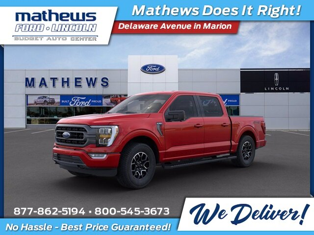 2021 Ford F-150 XLT Automatic 4X4 4 Door 5.0L V8 Engine