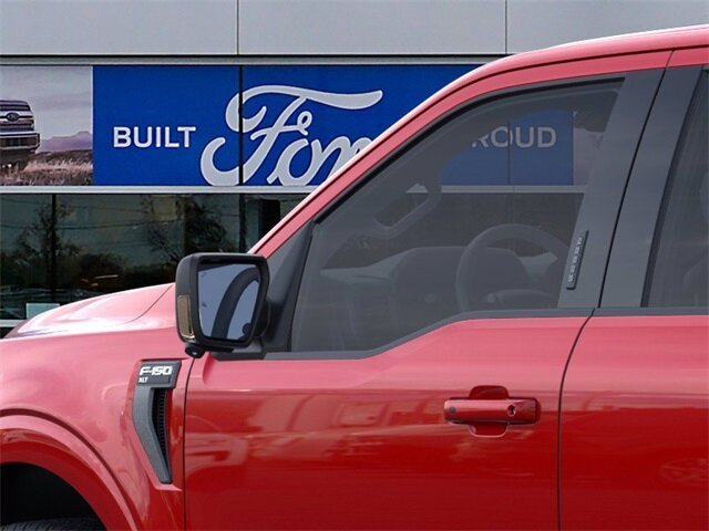 2021 Ford F-150 XLT 4X4 Truck 5.0L V8 Engine