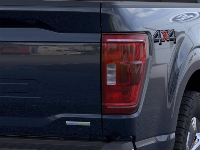 2021 Ford F-150 XLT Automatic EcoBoost 3.5L V6 GTDi DOHC 24V Twin Turbocharged Engine 4X4 Truck
