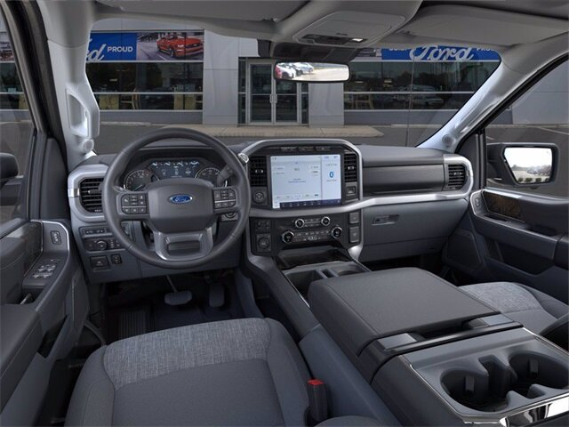 2021 Ford F-150 XLT 4X4 Truck EcoBoost 3.5L V6 GTDi DOHC 24V Twin Turbocharged Engine Automatic 4 Door