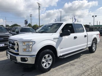 2015 Oxford White Ford F-150 King Ranch 3.5L V6 Cylinder Engine 4X4 Automatic 4 Door