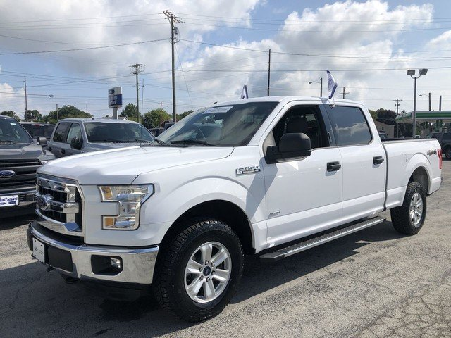 2015 Ford F-150 King Ranch 4 Door Automatic Truck 3.5L V6 Cylinder Engine