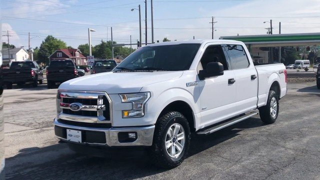 2015 Ford F-150 King Ranch 4X4 Automatic 4 Door 3.5L V6 Cylinder Engine