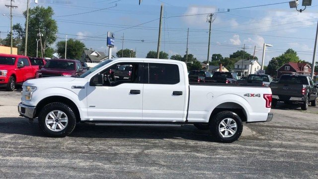 2015 Ford F-150 King Ranch 4 Door 4X4 3.5L V6 Cylinder Engine