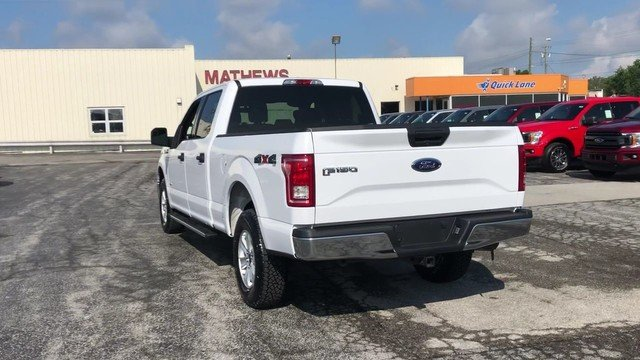 2015 Oxford White Ford F-150 King Ranch 4 Door Automatic 3.5L V6 Cylinder Engine