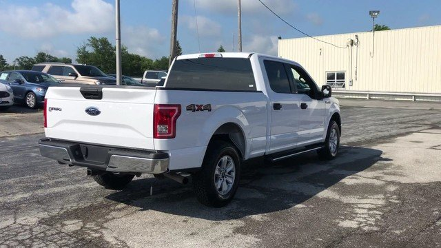 2015 Ford F-150 King Ranch Automatic Truck 4X4 3.5L V6 Cylinder Engine 4 Door