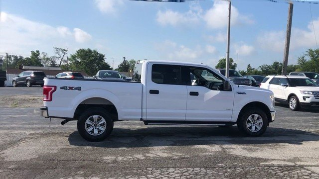 2015 Oxford White Ford F-150 King Ranch 4 Door 4X4 Automatic Truck 3.5L V6 Cylinder Engine