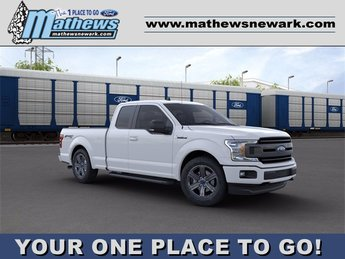 2020 Ford F-150 4WD SuperCab Box 4X4 Truck 5.0 L 8-Cylinder Engine 4 Door