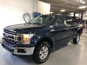 2019 Blue Jeans Metallic Ford F-150 XLT 4 Door Automatic Truck