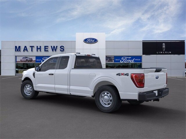 2021 Ford F-150 XL 4X4 Truck EcoBoost 3.5L V6 GTDi DOHC 24V Twin Turbocharged Engine 4 Door Automatic