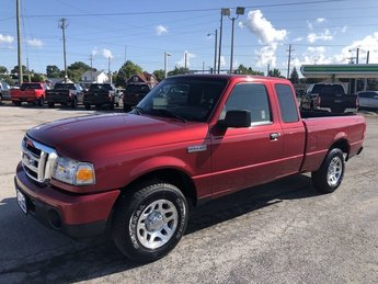2011 Redfire Metallic Ford Ranger XLT Truck Automatic 2 Door