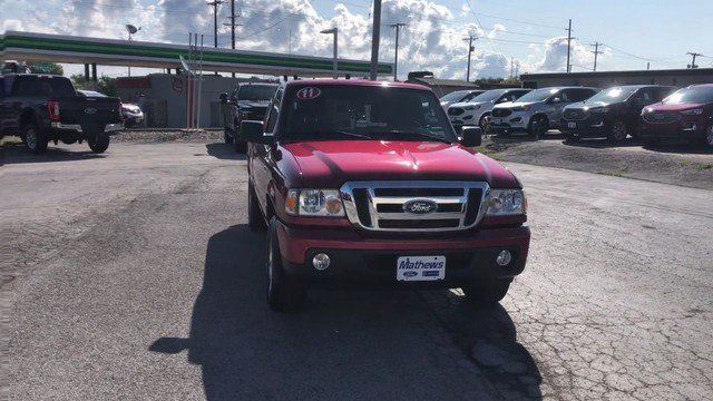 2011 Ford Ranger XLT 2 Door Automatic Truck RWD