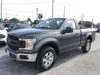 2019 Ford F-150 XL Truck 4X4 2 Door Automatic 3.3L V6 PDFI Engine