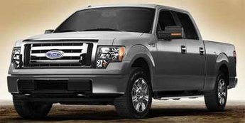 2009 Ford F-150 XLT Automatic Truck 4X4 4 Door 5.4L 3v EFI V8 FFV Engine