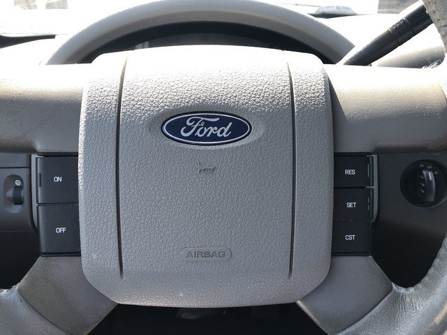 2007 Ford F-150 XLT 4X4 Automatic Truck 5.4L 24-Valve EFI FFV V8 Engine 2 Door
